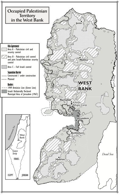 "Occupied Palestinian Territory in the West Bank. From ""Children of the Stone"" (Bloomsbury, 2015)."